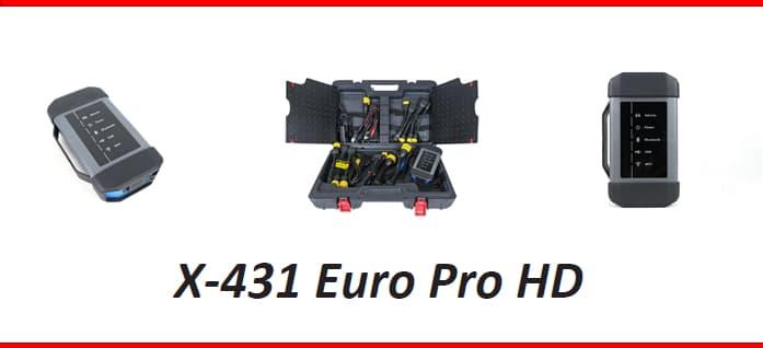 equipement x 431 euro pro hd